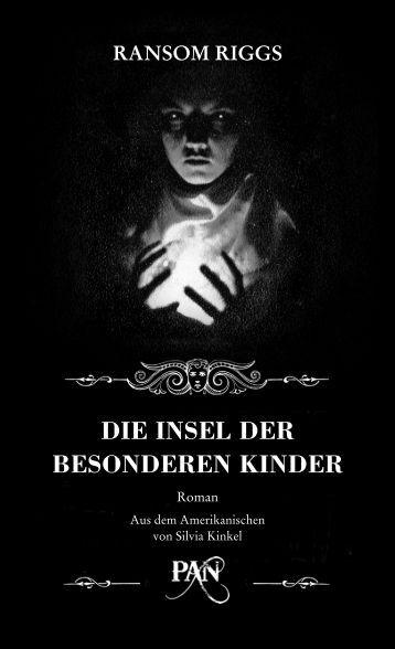 die insel der besonderen kinder - Verlagsgruppe Droemer Knaur