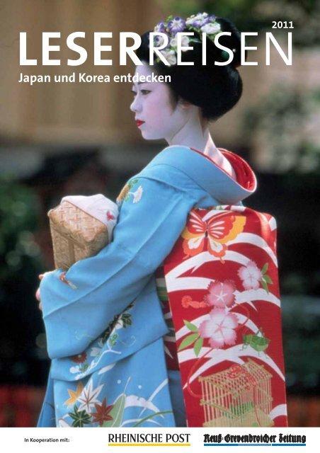 Japan und Korea entdecken - Droste-Reisen