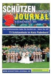 PDF des Schützenjournals Kreis Paderborn - Druck + Verlag ...
