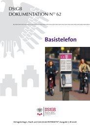 Basistelefon - Deutscher Städte- und Gemeindebund