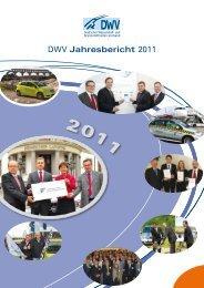 DWV Jahresbericht 2011 - Deutscher Wasserstoff-Verband (DWV)