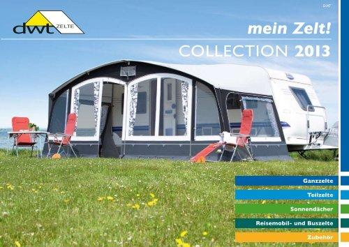 2013 Collection - dwt-Zelte