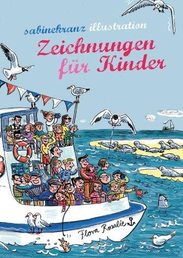 Sabine Kranz Portfolio Kinderbuch