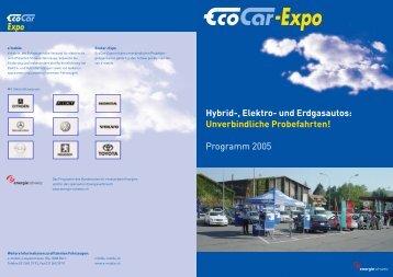Hybrid-, Elektro- und Erdgasautos: Unverbindliche ... - e'mobile