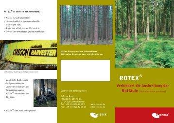 Flyer ROTEX - e-nema GmbH