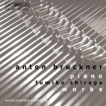 Anton Bruckner - eClassical