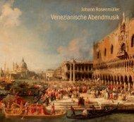 Venezianische Abendmusik - eClassical