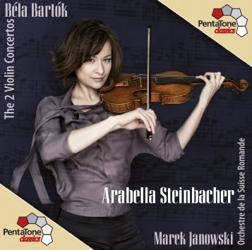 Arabella Steinbacher - eClassical