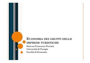 scarica - Facoltà di Economia del Turismo di Perugia