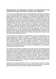 Evaluation (2002) — PDF document, 61Kb