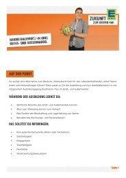 Handelsfachwirt/-in Groß- und Außenhandel - Edeka