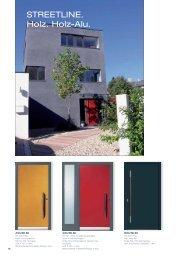 Download Kapitel STREETLINE. Designlinie in Holz, Holz-Alu ...