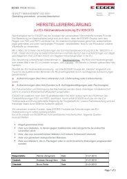 EU-Holzhandelsverordnung EU 995/2010 (PDF)