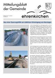 KW 30 ehrenkirchen 12.pdf - Gemeinde Ehrenkirchen