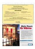 Bitte notieren! Mitgliederversammlung 2003 10. Oktober 2003 - Page 2
