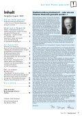 Bitte notieren! Mitgliederversammlung 2003 10. Oktober 2003 - Page 3