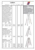 Leitern und Gerüste - Eisen-Fischer GmbH - Page 3