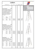 Leitern und Gerüste - Eisen-Fischer GmbH - Page 7
