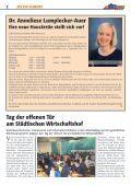 25 Jahre Städtepartnerschaft Steyr – Eisenerz - Page 2