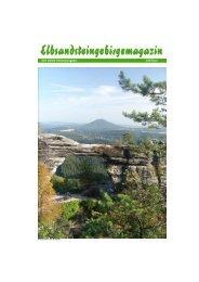 Heft 4/2006 (Herbstausgabe) 2,90 Euro - Sächsische Schweiz und ...