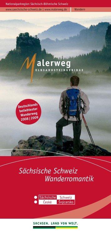 Sächsische Schweiz Wanderromantik - Elbsandsteingebirge