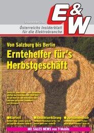 Erntehelfer für's Herbstgeschäft - E&W