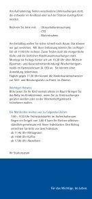 Geburtshilfe - Elisabeth-Krankenhaus Essen - Seite 2