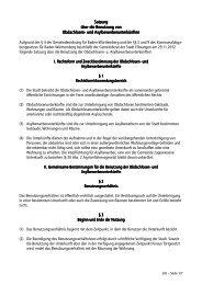 3/6 Satzung über die Benutzung von Obdachlosen - Stadt Ellwangen