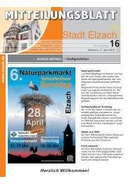 KW16 - Stadt Elzach