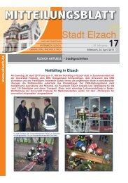 KW17 - Stadt Elzach