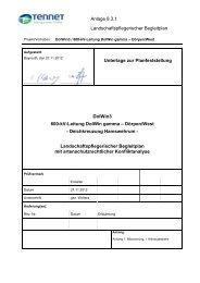 8.3.1 Landschaftspflegerischer Begleitplan (LBP) - Stadt Emden