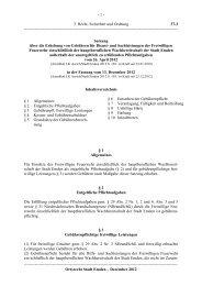 1 - 3 Recht, Sicherheit und Ordnung 37-3 ... - Stadt Emden