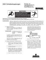 Form15-110-German-Kop-Flex KD21 Disc Coupling - Emerson ...