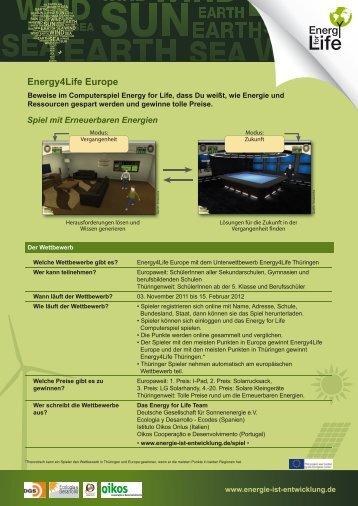 PDF-Dokument - Energy for Life