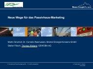 Marketingkonzept für Passivhäuser (PDF, 452 kB) - Bremer Energie ...