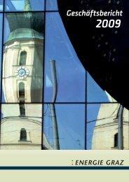 Geschäftsbericht 2009 - Energie Graz