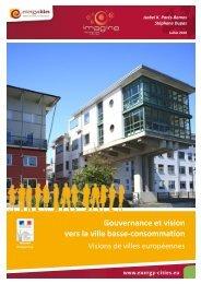 Gouvernance et vision vers la ville basse ... - Energy Cities