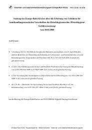 Fleischhygiene - Ennepe-Ruhr-Kreis