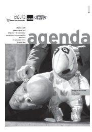 agenda - Ensuite