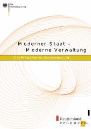 Moderner Staat – Moderne Verwaltung - ePractice.eu