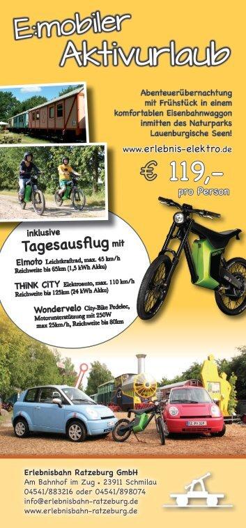 Download Flyer - der Erlebnisbahn Ratzeburg