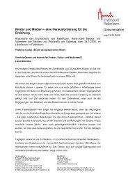 Ansprache beim Franz-von-Sales-Tag - Erzbistum Paderborn