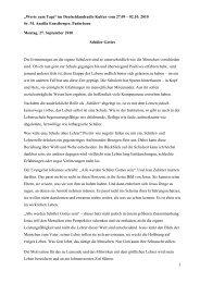 Worte zum Tage - Erzbistum Paderborn