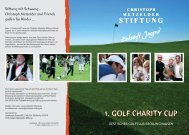 1. golf charity cup 1. golf charity cup