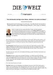 Interview Luca Pesarini - Ethna Funds