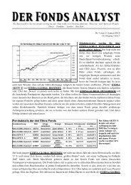 DER FONDS ANALYST / Ethna-GLOBAL Dynamisch - Ethna Funds
