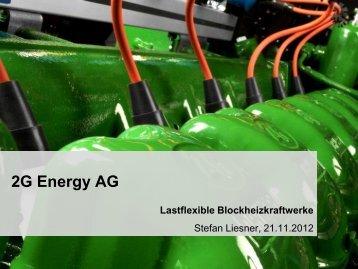 Lastflexible Blockheizkraftwerke - ETI-Brandenburg