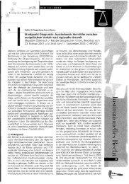 Streitpunkt Ökopunkte - EURAC