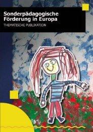 Sonderpädagogische Förderung in Europa - European Agency for ...