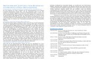 Programm - Evangelisch-Theologische Fakultät - Johannes ...